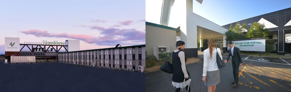 VALUE・THE・HOTEL SANBONGI
