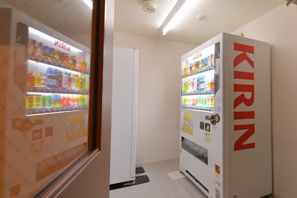 バリュー・ザ・ホテル石巻|自動販売機コーナー